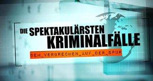 Die spektakulärsten Kriminalfälle – Bild: kabel eins