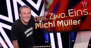 Drei. Zwo. Eins. Michl Müller – Bild: BR/Foto Sessner