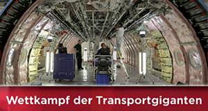Wettkampf der Transportgiganten – Bild: ProSieben MAXX