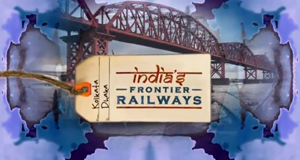 India's Frontier Railways – Bild: BBC Four/Screenshot