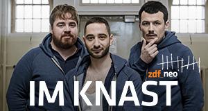 Im Knast – Bild: ZDF/Stefan Erhard
