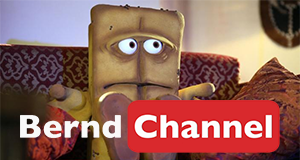 Bernd Channel – Bild: KiKA/Bernd Lammel