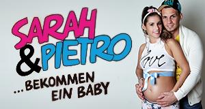Sarah & Pietro…bekommen ein Baby – Bild: RTL II
