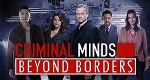 Criminal Minds: Beyond Borders – Bild: CBS