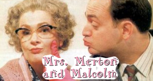 Mrs. Merton and Malcolm – Bild: BBC