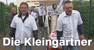 Die Kleingärtner – Bild: ZDF/Theo Heyen