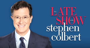 The Late Show with Stephen Colbert – Bild: CBS
