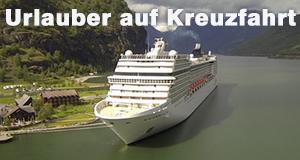 Urlauber auf Kreuzfahrt – Bild: ZDF/Sibylle Nies