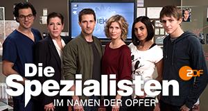 Die Spezialisten - Im Namen der Opfer – Bild: ZDF/Claudius Pflug