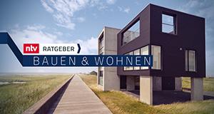 n-tv Ratgeber – Bauen & Wohnen – Bild: MG RTL D