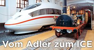 Vom Adler zum ICE – Bild: Spiegel TV/tmn