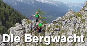 Die Bergwacht – Bild: ZDF/Franz Hinterbrandner