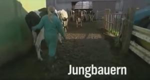 Jungbauern – Bild: NDR