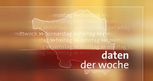 Daten der Woche – Bild: SR