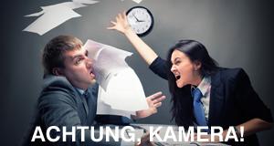 Achtung, Kamera! – Bild: n-tv/Mentorn Media
