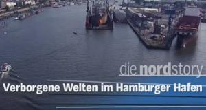 Verborgene Welten im Hamburger Hafen – Bild: NDR