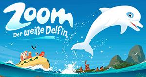 Zoom - Der weiße Delfin – Bild: KiKA/Marzipan Films/Media Valley
