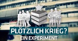 Plötzlich Krieg? – Ein Experiment – Bild: ZDF