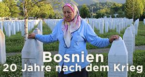 Bosnien – 20 Jahre nach dem Krieg – Bild: BR/Süddeutsche TV GmbH/Natalie Amiri