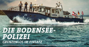Die Bodensee-Polizei – Bild: SWR