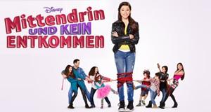 Mittendrin und kein Entkommen – Bild: Disney Channel