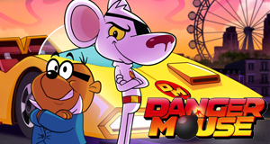 Danger Mouse – Bild: CBBC