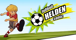 fußball HELDEN comic – Bild: MDR/NDR/KiKA/motionworks