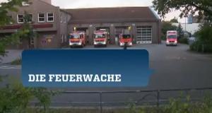Die Feuerwache – Bild: ZDF