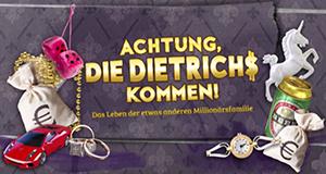 Achtung, die Dietrichs kommen! – Bild: RTL II
