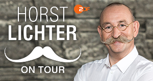 Horst Lichter on tour – Bild: ZDF/Ulrich Perrey/Brand New Media