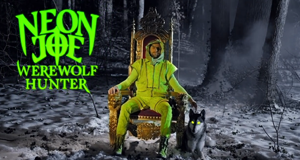 Neon Joe, Werewolf Hunter – Bild: adult swim/Screenshot