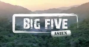 Big Five Asien – Bild: arte