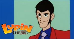 Lupin III. – Bild: TMS