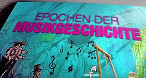 Epochen der Musikgeschichte – Bild: arte