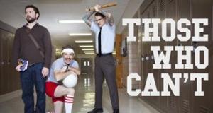 Those Who Can't – Bild: Amazon