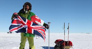 Mein harter Weg in die Antarktis – Bild: richardparks.co.uk