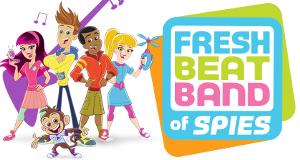 Fresh Beat Band Spione – Bild: Nickelodeon