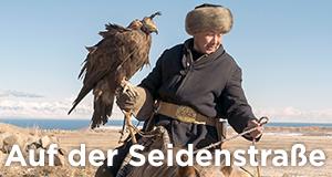 Auf der Seidenstraße – Bild: ARTE/SSR / © ICEBERG-Film