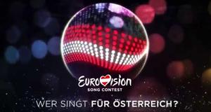 Wer singt für Österreich? – Bild: ORF/Screenshot