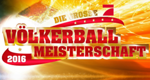 Die große ProSieben Völkerball-Meisterschaft – Bild: ProSieben