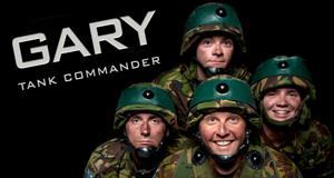 Gary: Tank Commander – Bild: BBC