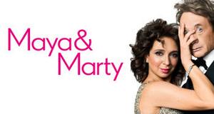 Maya & Marty – Bild: NBC