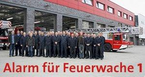 Alarm für Feuerwache 1
