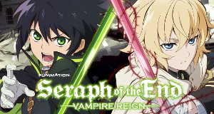 Seraph of the End: Vampire Reign – Bild: Hulu/Funimation/Wit Studio/Tokyo MX