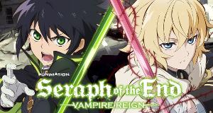 Seraph of the End: Vampire Reign – Bild: Hulu/Funimation/Wit Studio/Tokyo MX