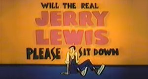 Will the Real Jerry Lewis Please Sit Down