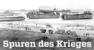 Spuren des Krieges – Bild: ZDF