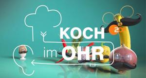 Koch im Ohr – Bild: ZDF