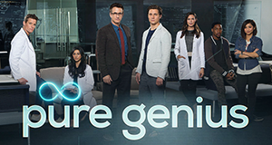Pure Genius Staffel 1