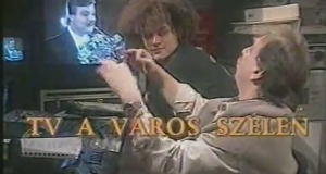TV a város szélén – Bild: TV2